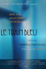Le Train Bleu (2012) afişi