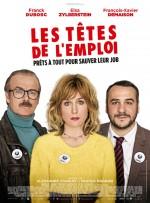Les têtes de l'emploi (2016) afişi