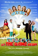 Let The Game Begin (2010) afişi