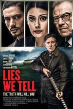 Lies We Tell (2018) afişi
