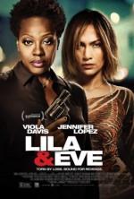 Lila & Eve (2015) afişi