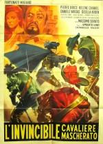 L'invincibile Cavaliere Mascherato (1963) afişi