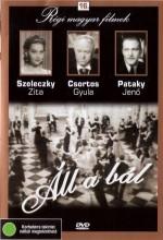 Áll A Bál (1939) afişi