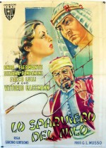 Lo sparviero del Nilo (1950) afişi