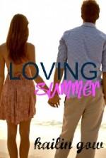 Loving Summer (2018) afişi