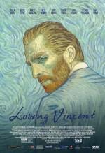 Loving Vincent (2017) afişi