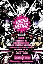 Lucha Mexico (2015) afişi