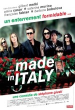 Made in Italy (2008) afişi