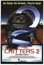 Mahluklar 2 (1988) afişi