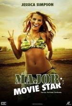 Major Movie Star (2008) afişi