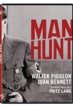 Man Hunt (1941) afişi