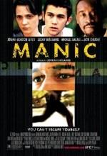 Manic (2001) afişi