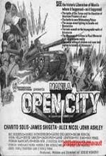Manila, Open City (1968) afişi