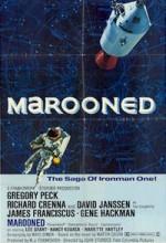 Marooned (1969) afişi
