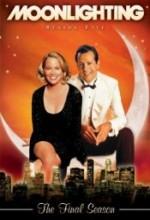 Mavi Ay (1989) afişi