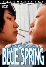 Mavi Ilkbahar (2001) afişi