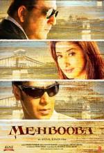 Mehbooba (2008) afişi