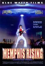 Memphis Rising: Elvis Returns (2011) afişi