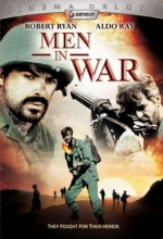 Men In War (1957) afişi