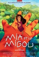 Mia and the Migoo (2008) afişi