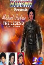 Michael Jackson: The Legend Continues (1988) afişi