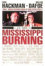 Mississipi Yanıyor (1988) afişi