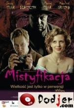 Mistyfikacja (2010) afişi