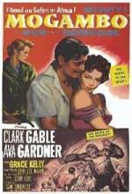 Mogambo (1953) afişi