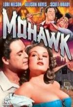 Mohawk (1956) afişi