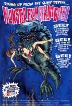 Monster From Bikini Beach (2008) afişi