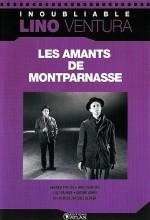 Montparnasse 19 (1958) afişi