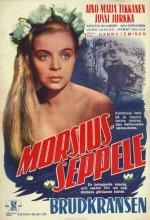Morsiusseppele (1954) afişi