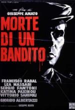 Morte Di Un Bandito (1961) afişi