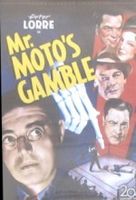 Mr. Moto's Gamble (1938) afişi
