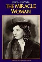 Mucize Kadın (1931) afişi