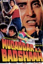 Muqaddar Ka Badshaah (1990) afişi