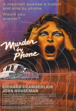 Murder By Phone (1982) afişi