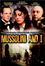 Mussolini And ı (1985) afişi