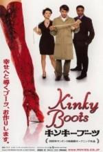 Müstehcen Çizmeler (2005) afişi