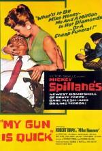 My Gun ıs Quick (1957) afişi