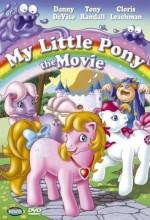 My Little Pony: The Movie (1986) afişi