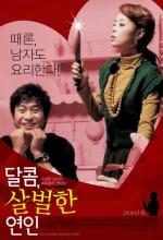 My Sweet, Yet Brutal Sweetheart (2006) afişi