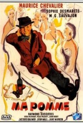 Ma pomme (1950) afişi