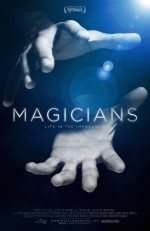 Magicians: Life in the Impossible (2016) afişi