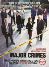 Major Crimes (2012) afişi