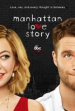 Manhattan Love Story (2014) afişi