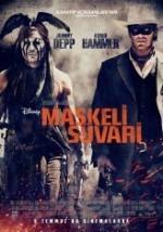 Maskeli Süvari (2013) afişi