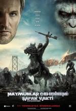 Maymunlar Cehennemi: Şafak Vakti (2014) afişi