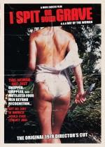 Mezarına Tüküreceğim (1978) afişi