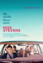 Miss Stevens (2016) afişi